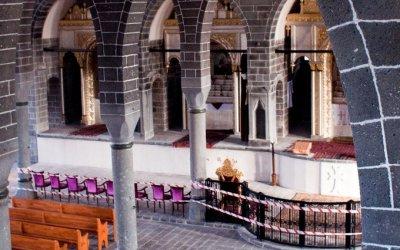 Դիարբեքիրի Սբ. Կիրակոս եկեղեցի գործող հայկական եկեղեցի