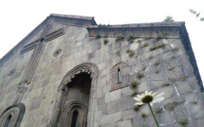 Церковь в Лори, Армения, XII в.